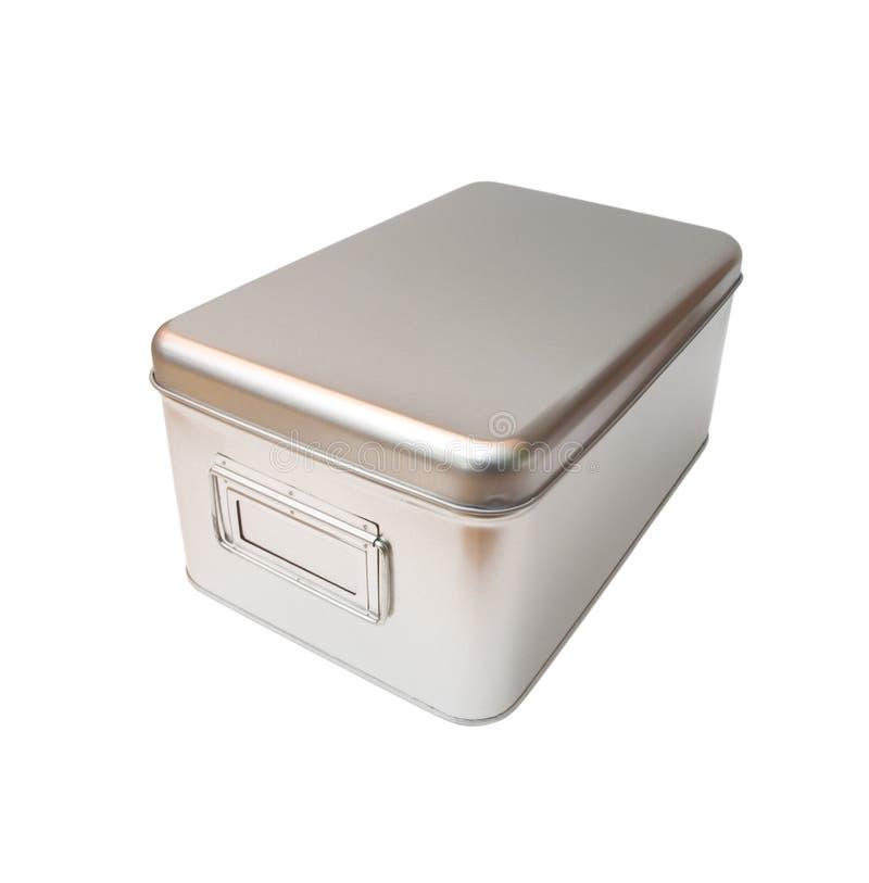 металл коробки стоковые фотографии rf