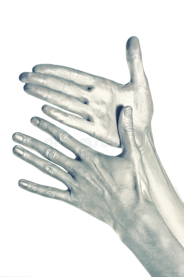 Download металл людей красивейших рук перстов длинний Стоковое Фото - изображение насчитывающей металлическо, чувствительно: 18387928