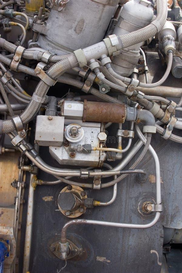 металл предпосылки промышленный стоковая фотография