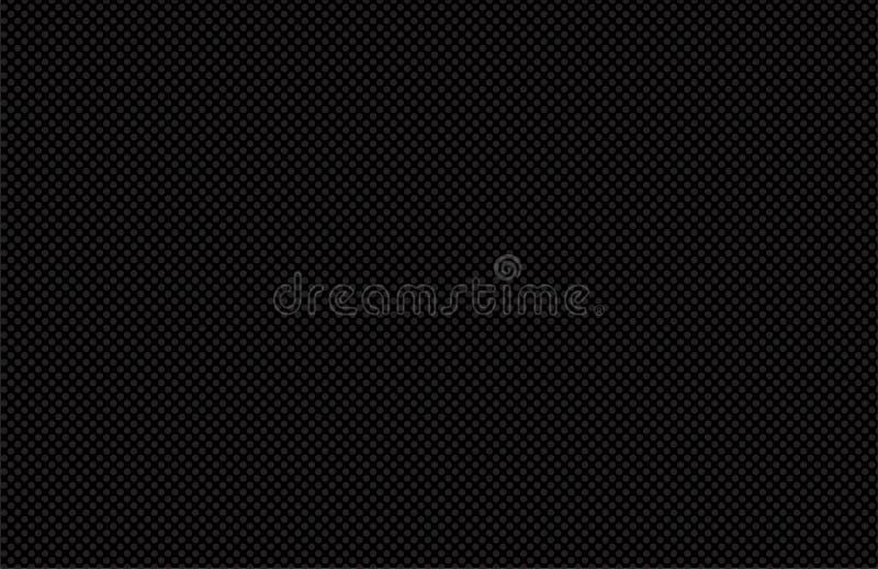 металл предпосылки черный иллюстрация вектора