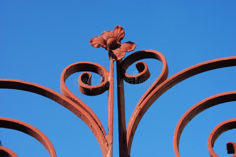 металл 01 двери стоковое фото rf