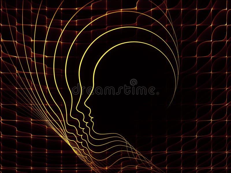 Download Метафоричная геометрия души Иллюстрация штока - иллюстрации насчитывающей экземпляр, воодушевленность: 40589084