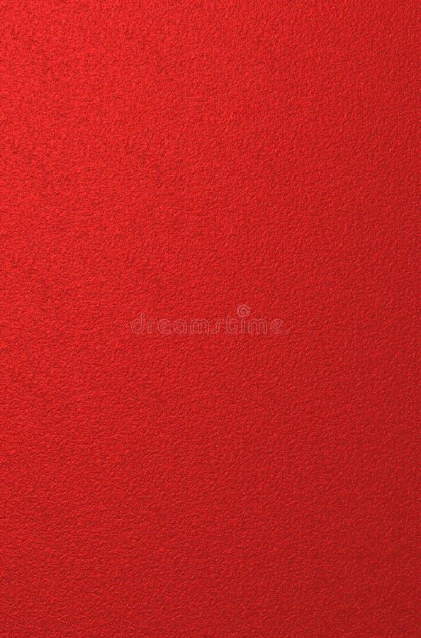 металлическая красная текстурированная предпосылка стоковое изображение rf