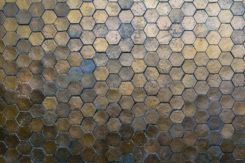 Металл предпосылки стены стоковые фотографии rf