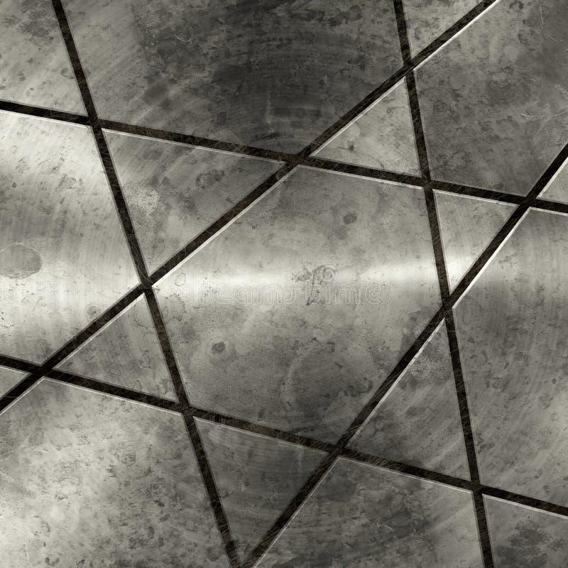 Металл пролома деревенский стоковые изображения