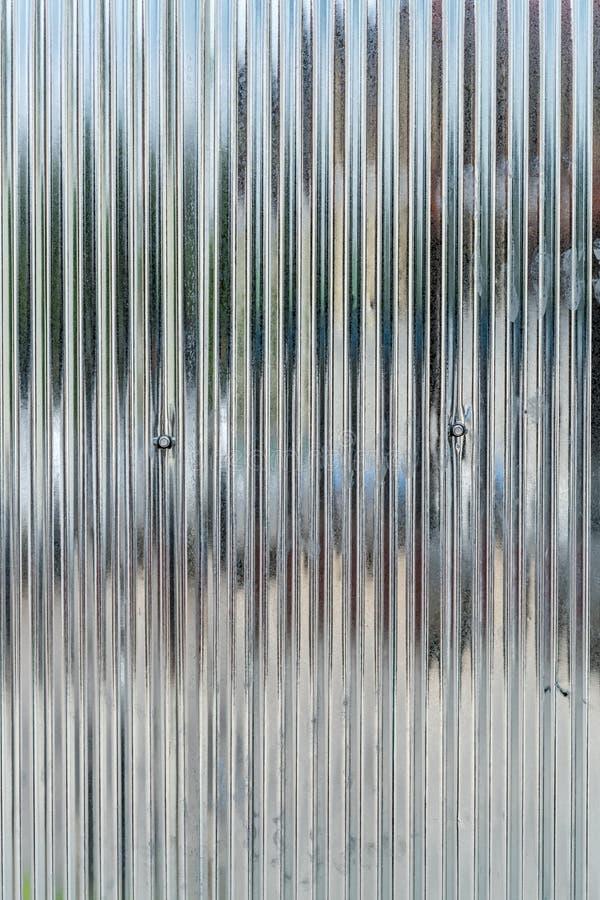Металл рифлёный стоковое изображение