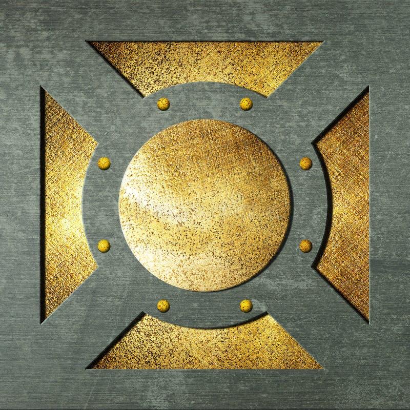Металл стоковая фотография rf