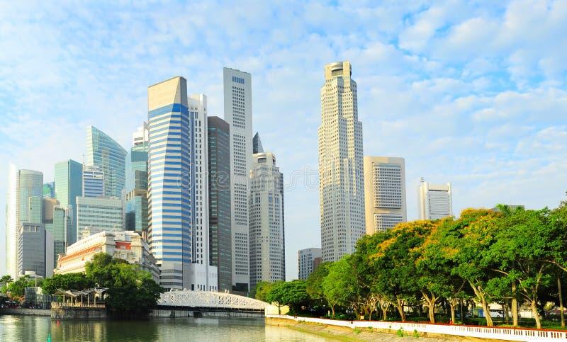 Метрополия Сингапура стоковые изображения rf
