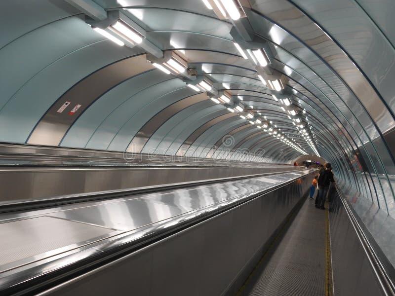 метро стоковые изображения rf