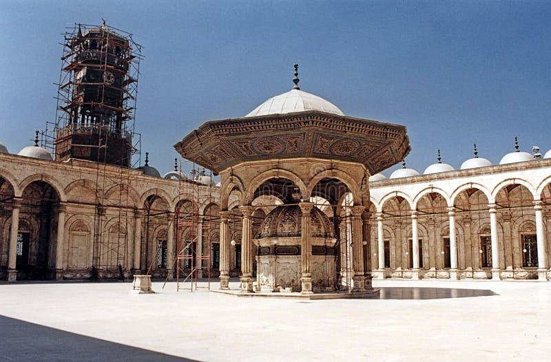 Мечеть алебастра стоковое фото