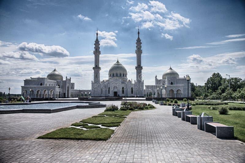 Мечеть белизны Bulgar стоковое фото rf