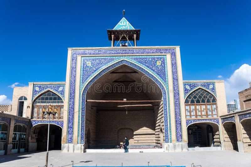 Мечеть в Isfahan стоковая фотография