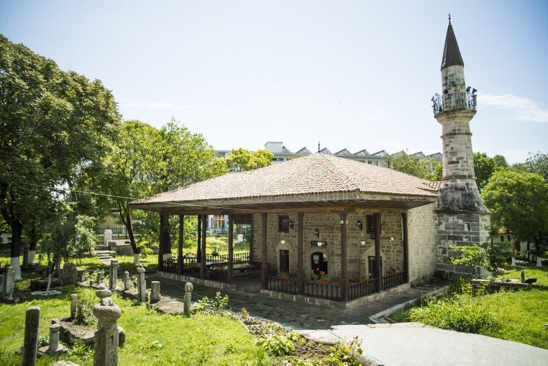 Мечеть в Mangalia, Румынии стоковые фото
