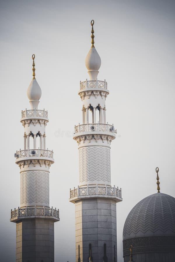 мечеть Дубай стоковые изображения rf