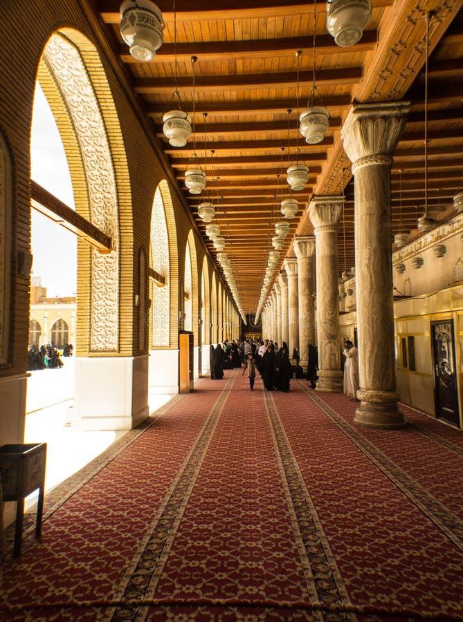 Мечеть Куфы стоковое изображение