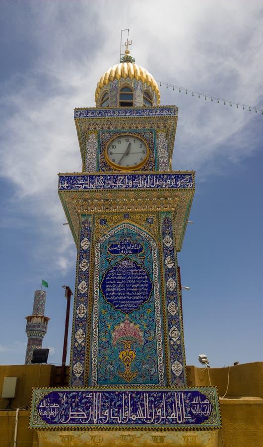 Мечеть Куфы стоковые изображения