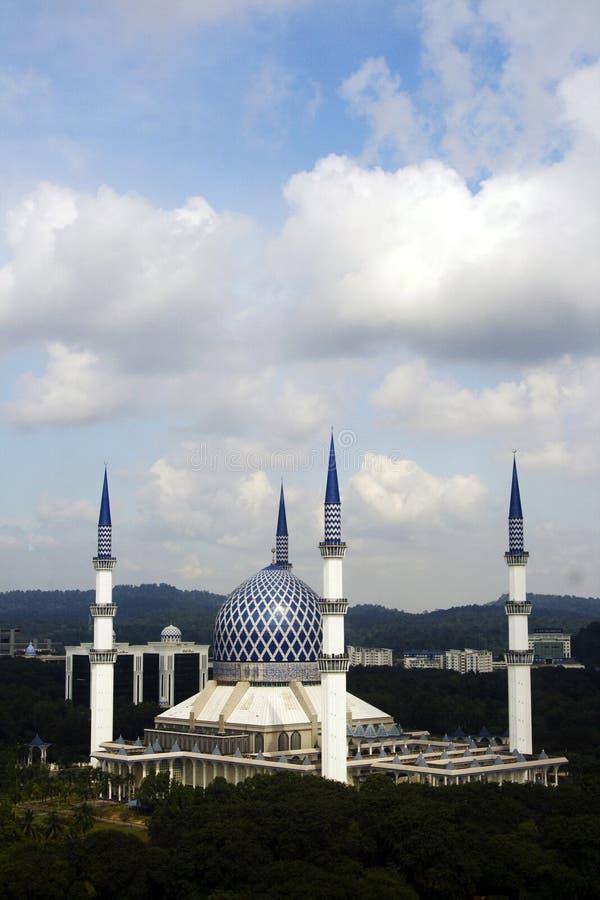 мечеть Малайзии стоковое изображение