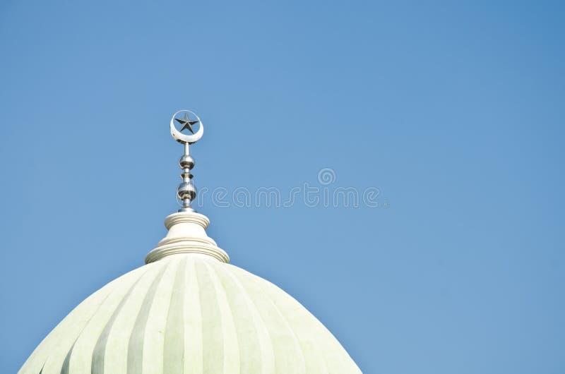 мечеть мусульманства стоковое изображение rf