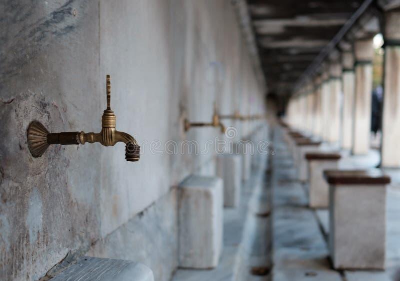 Мечеть омовения стоковое изображение rf