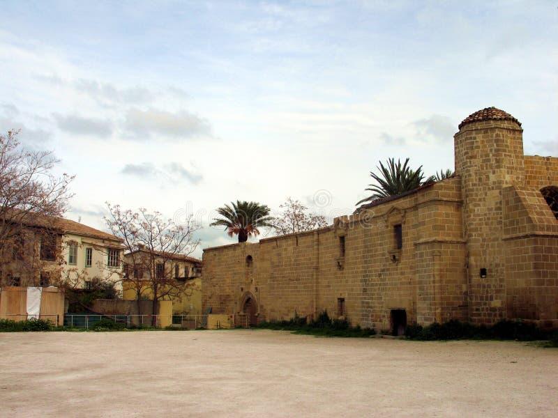 мечеть снаружи Стоковое Фото