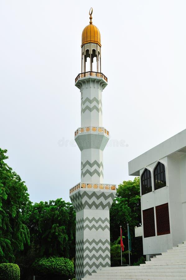 мечеть страны главная мыжская стоковые фото