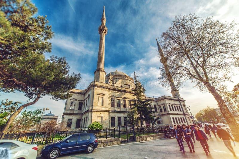 Мечеть султана Bezmialem Valide стоковые изображения