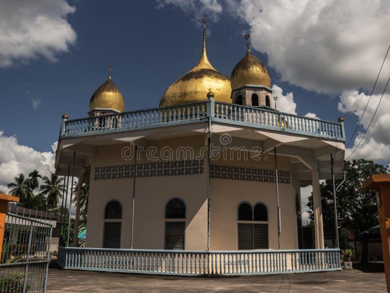 мечеть Таиланд стоковое фото rf