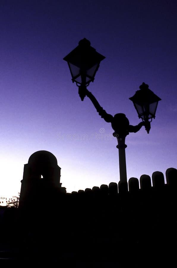 мечеть Тунис стоковое изображение