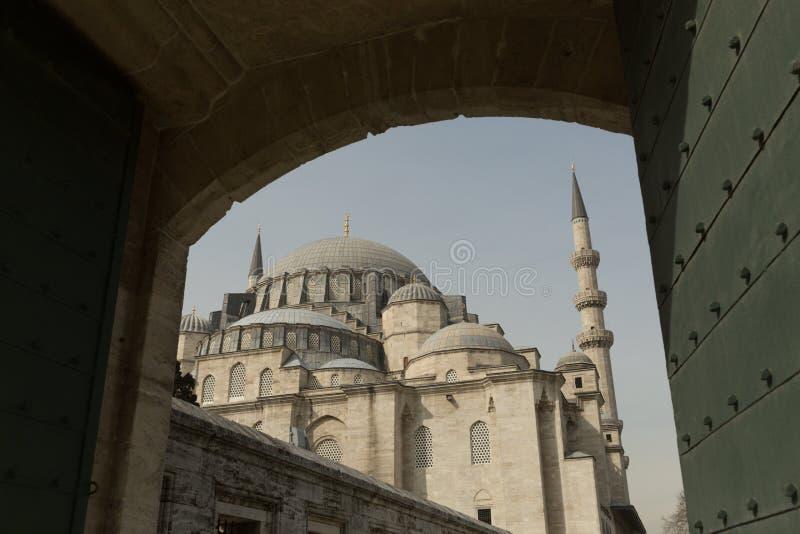 Мечеть Ahmet султана стоковое фото rf