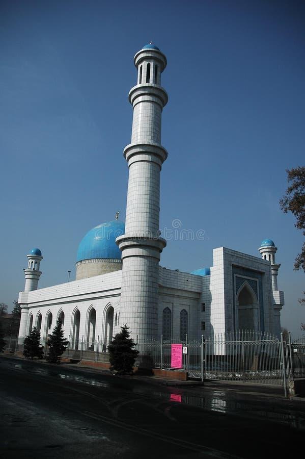 мечеть almaty стоковое изображение