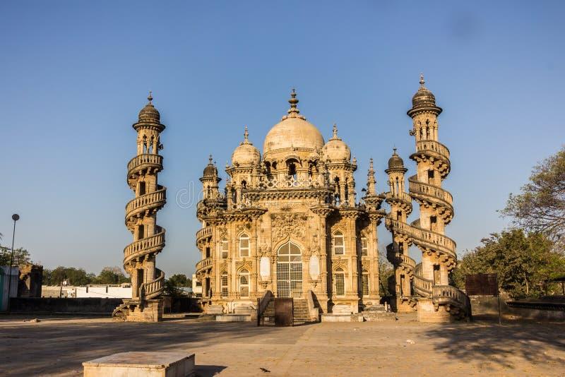 Мечеть Bahar-ud-Din-Bhar стоковое фото