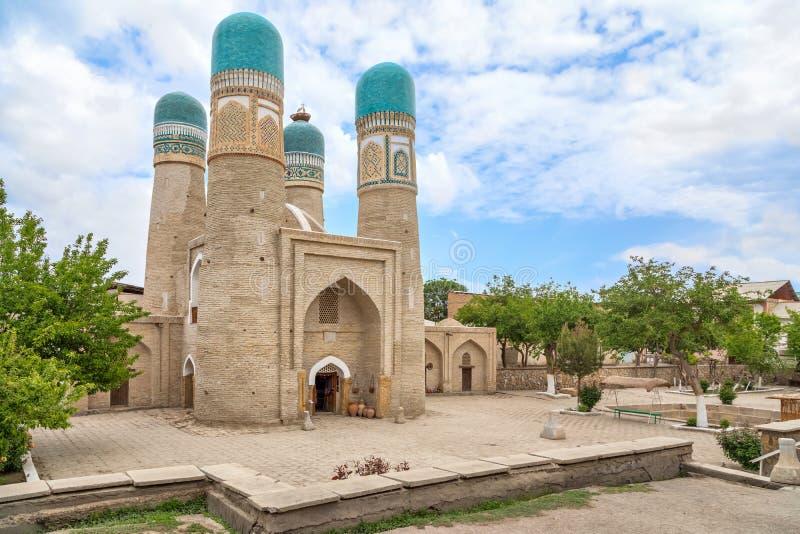 Мечеть Chor небольшая в Бухаре, Узбекистане стоковые фотографии rf