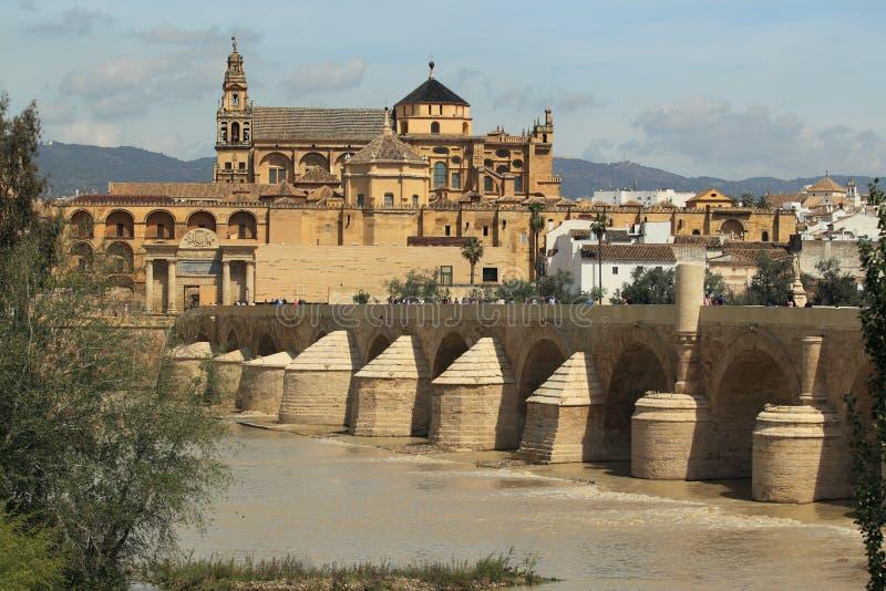 Мечеть Cordoba стоковые фото