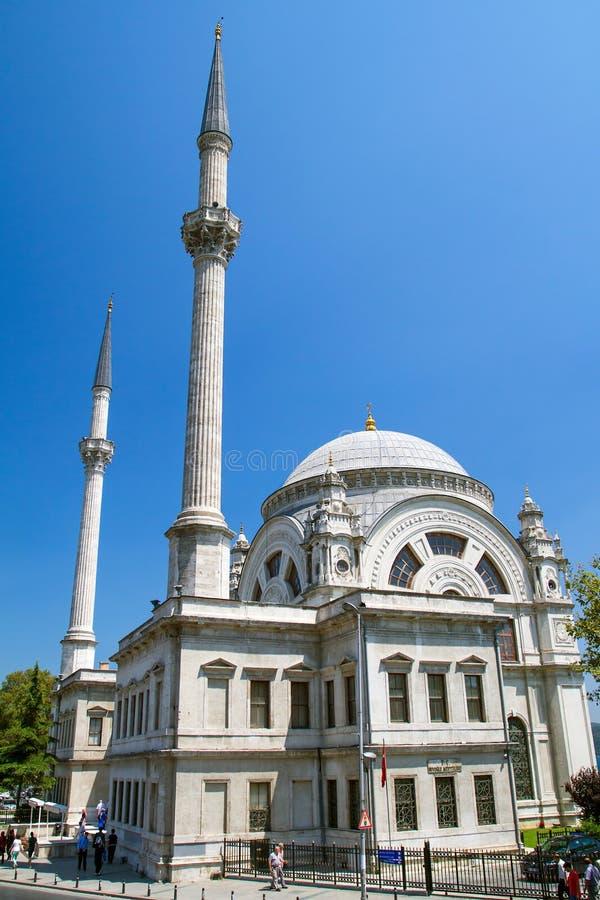 Мечеть Dolmabahce стоковая фотография rf