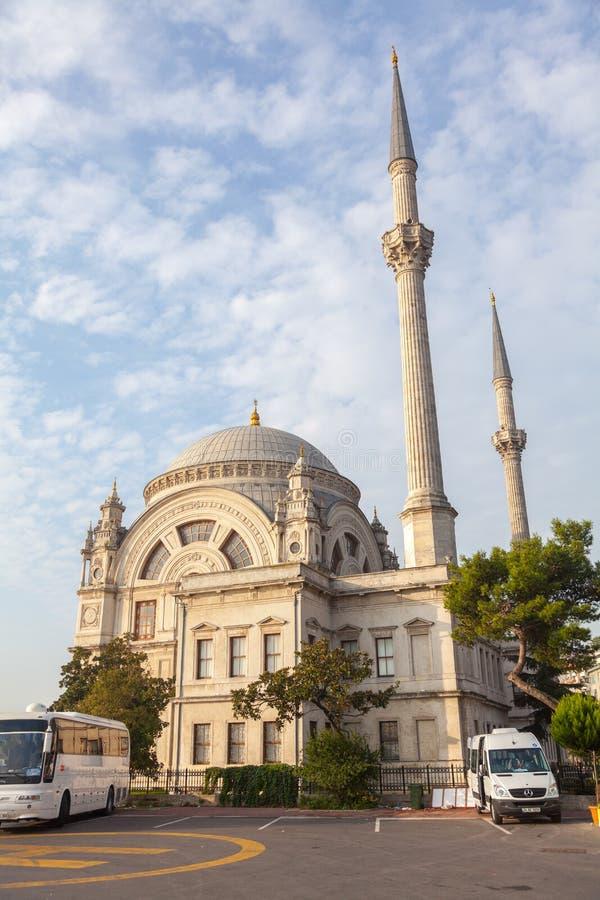 Мечеть Dolmabahce стоковое фото rf