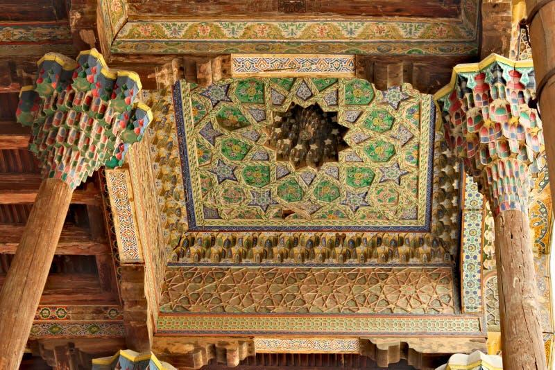 Мечеть Haouz Bolo в Бухаре стоковые изображения