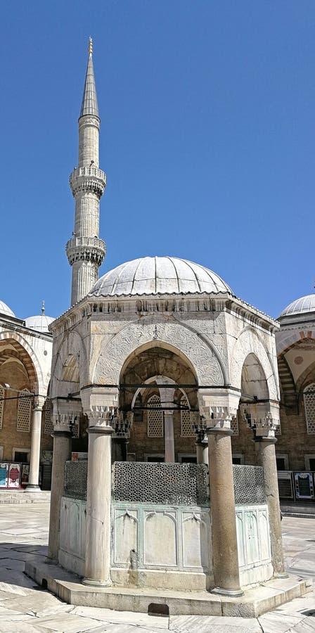 мечеть istanbul стоковые изображения rf