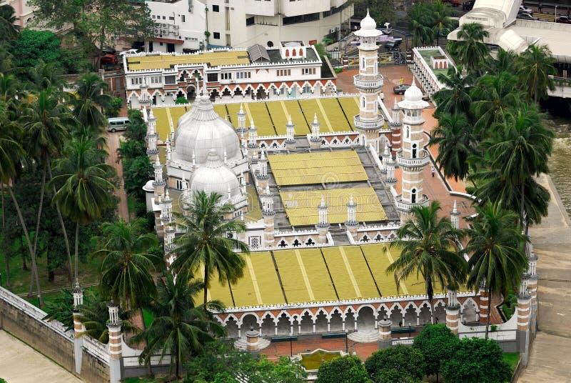 Мечеть Jamek стоковые изображения rf