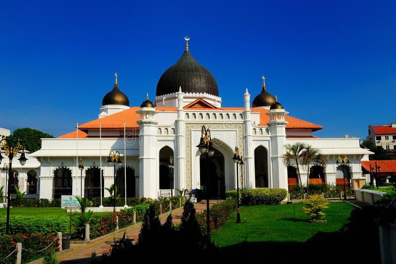 Мечеть Kapitan Kling стоковые изображения rf