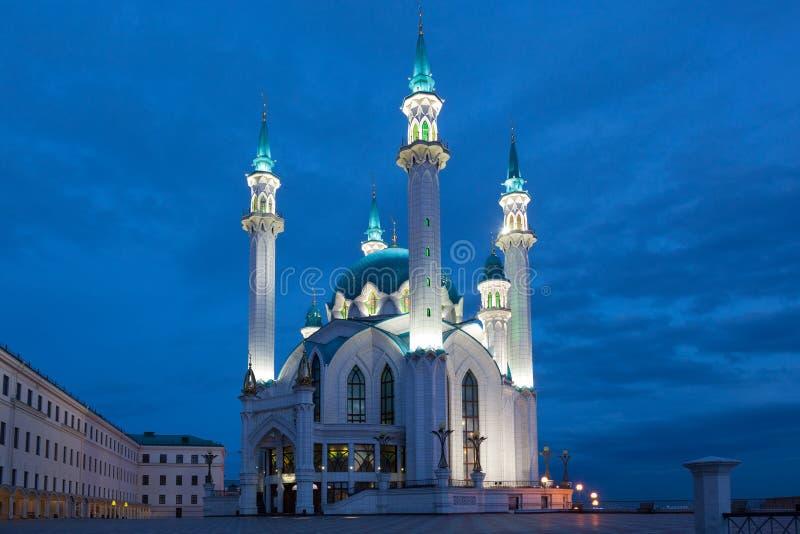 мечеть kazan kremlin стоковая фотография