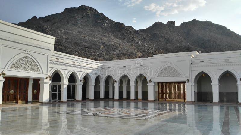 Мечеть Khandaq стоковые изображения