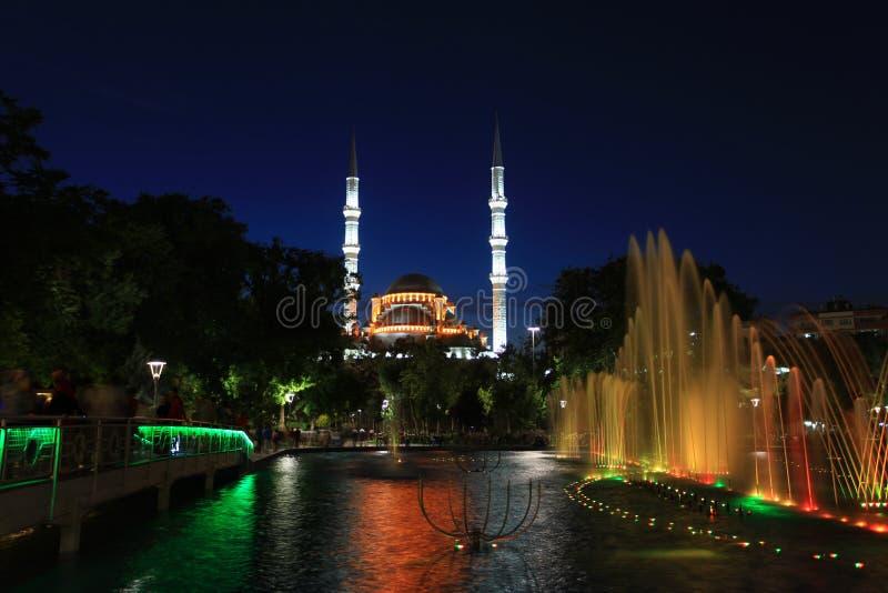 Мечеть, konya стоковая фотография rf
