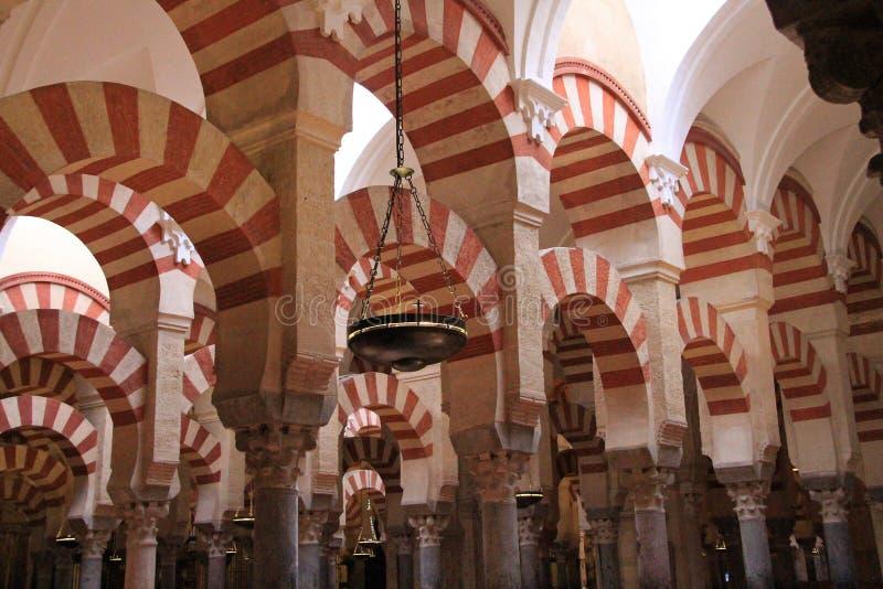 Мечеть Mezquita стоковые фотографии rf