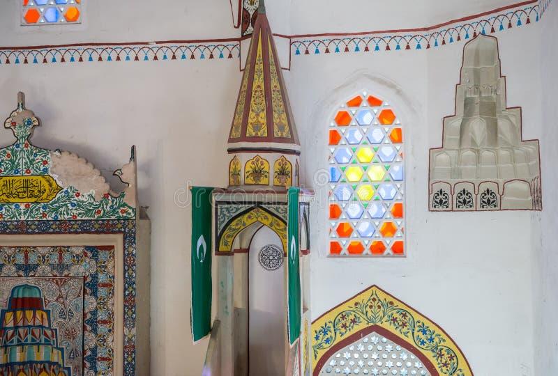 мечеть mostar стоковое фото
