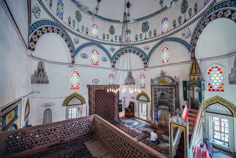мечеть mostar стоковое фото rf