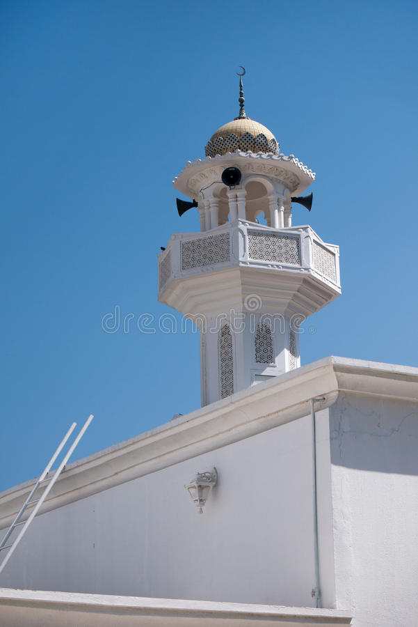 Мечеть Muscat стоковая фотография rf