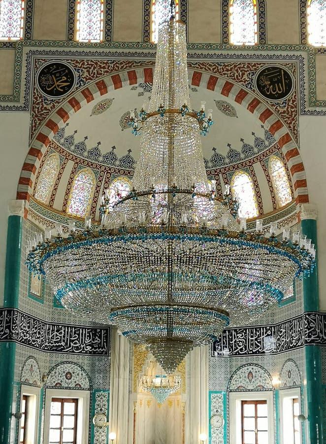Мечеть Omer Duruk, Atakoy, Стамбул, Турция стоковая фотография