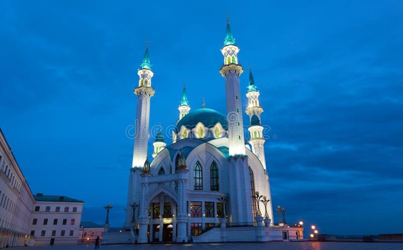 Мечеть Qol Sharif стоковое изображение