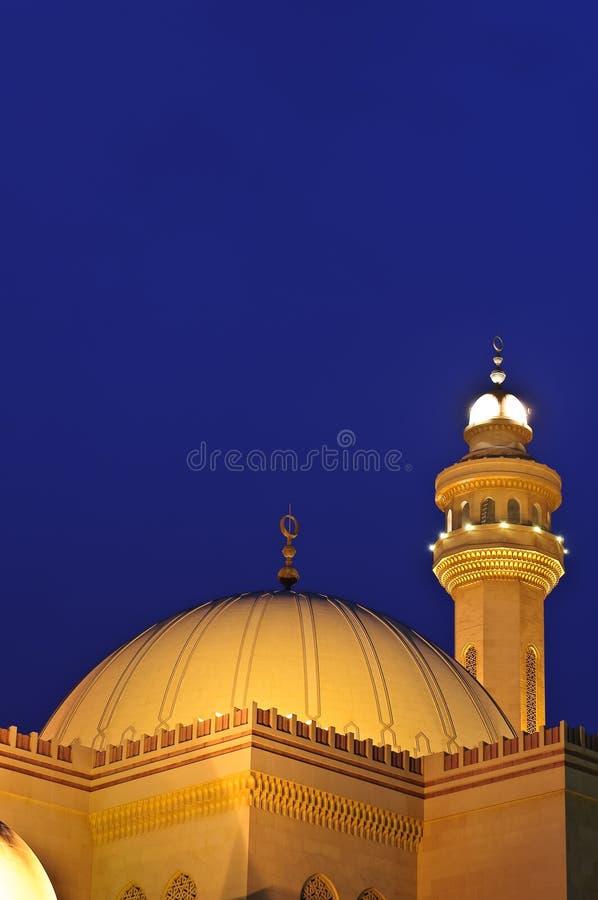 мечеть s минарета fateh купола al грандиозная стоковое фото rf