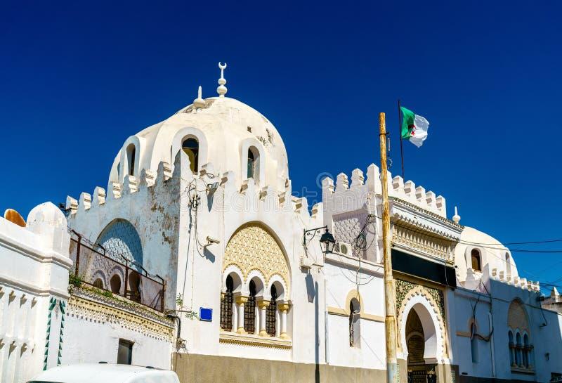 Мечеть Sidi Abder Rahman на Casbah Алжира, Алжира стоковые фото